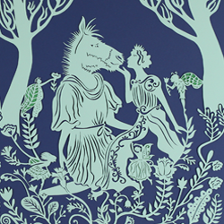 A Midsummer Night's Dream papercut thumbnail